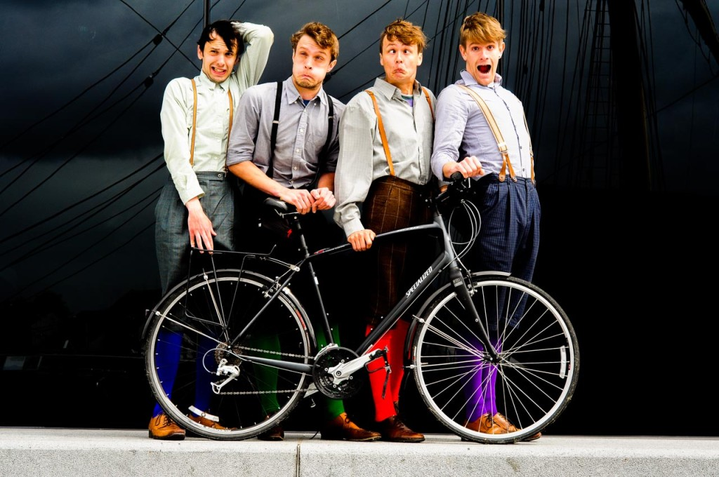 The HandleBards in Glasgow