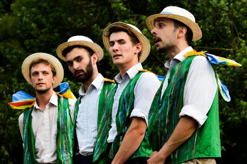 The HandleBards, A Midsummer Night's Dream - Fairies
