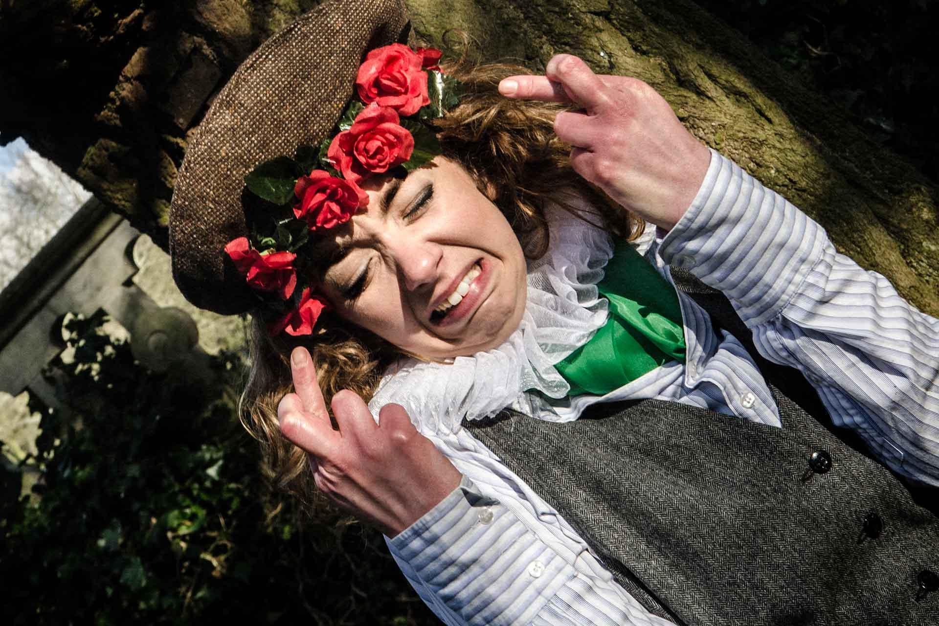 Lianne Harvey in Romeo and Juliet