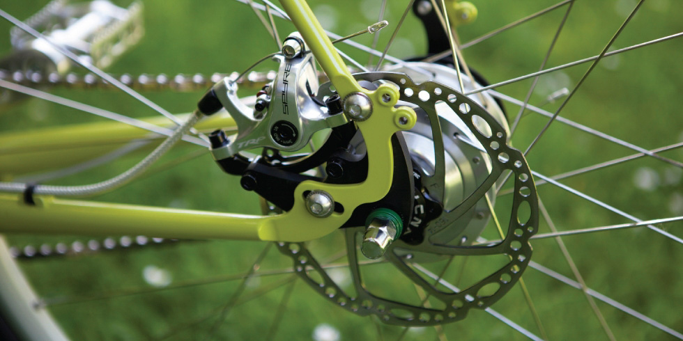 Pashley Pathfinder Gears
