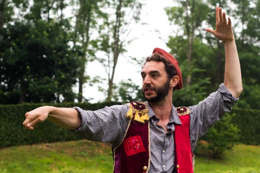 Benedick - Much Ado About Nothing