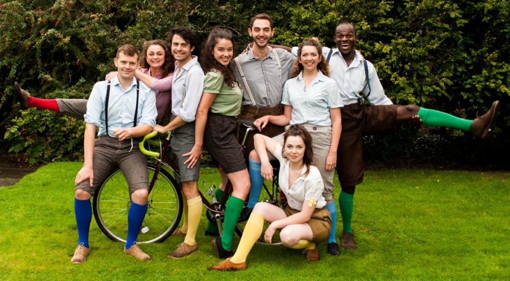 HandleBards: The Boys And The Girls