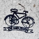 HandleBards Stamp Logo