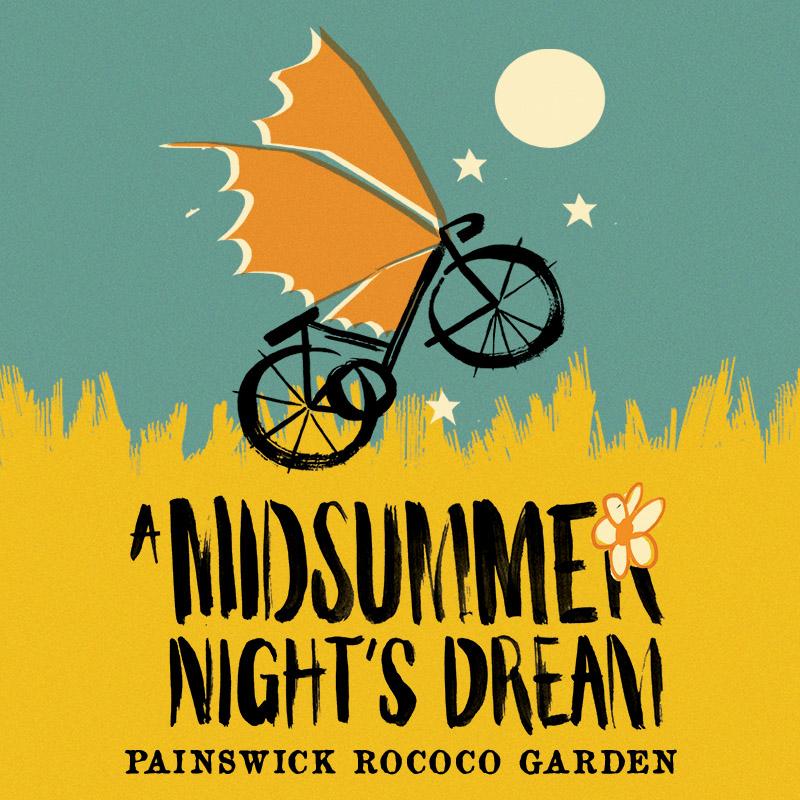 A Midsummer Night's Dream - Painswick Rococo Garden