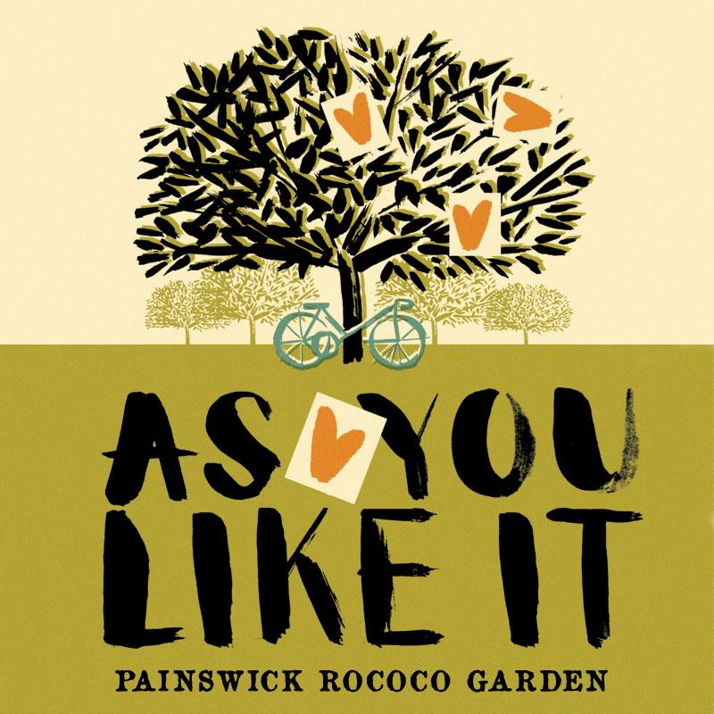 As You Like It - Painswick Rococo Garden