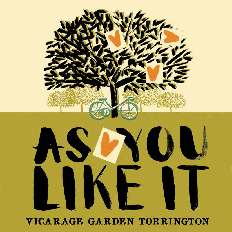 As You Like It - Vicarage Garden Torrington