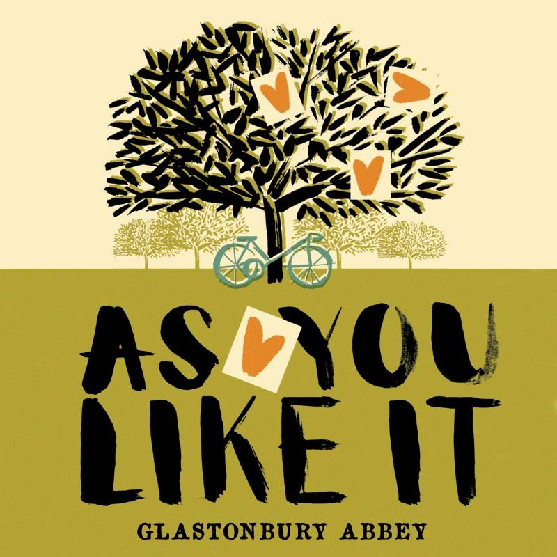 As You Like It - Glastonbury Abbey