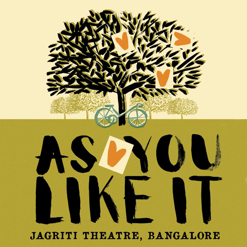 As You Like It - Jagriti Theatre