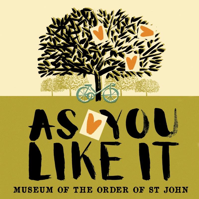 As You Like It - Museum Order St John