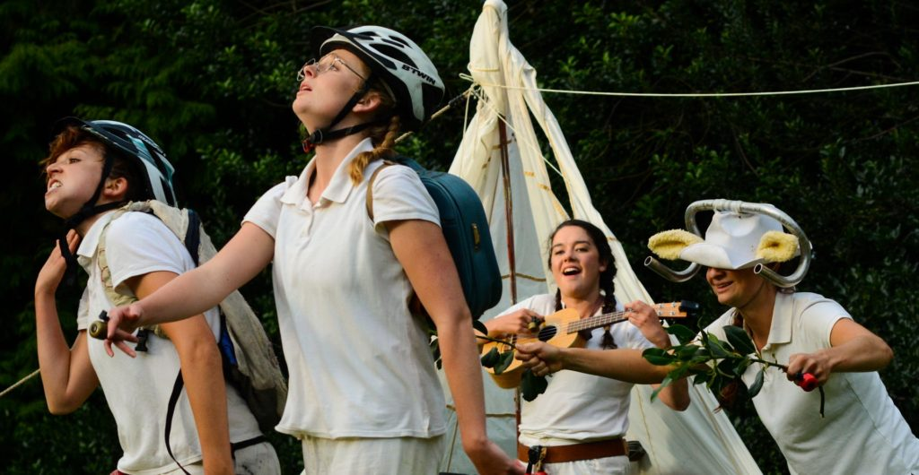 The Taming of the Shrew, The HandleBards
