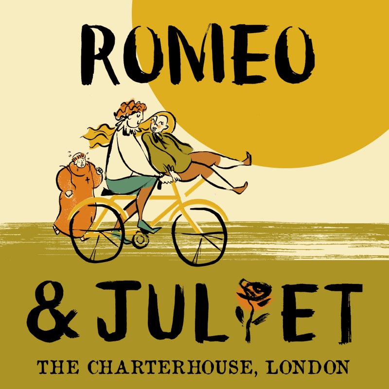 Romeo & Juliet - The Charterhouse