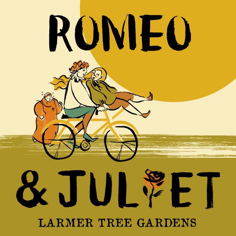 Romeo & Juliet - Larmer Tree Gardens