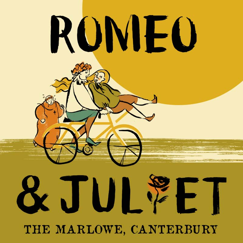 Romeo and Juliet - Marlowe Canterbury