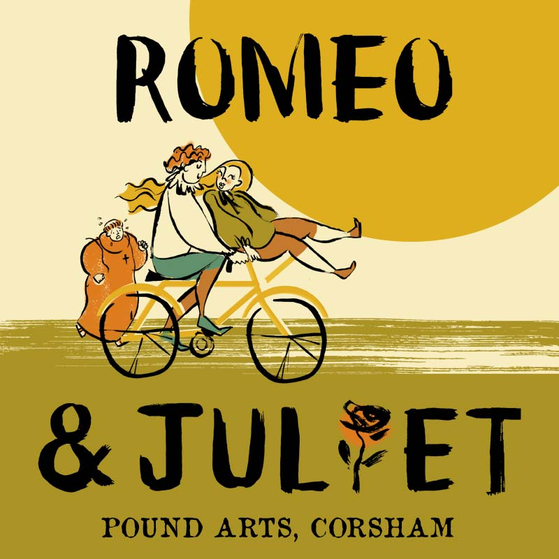 Romeo and Juliet - Pound Arts