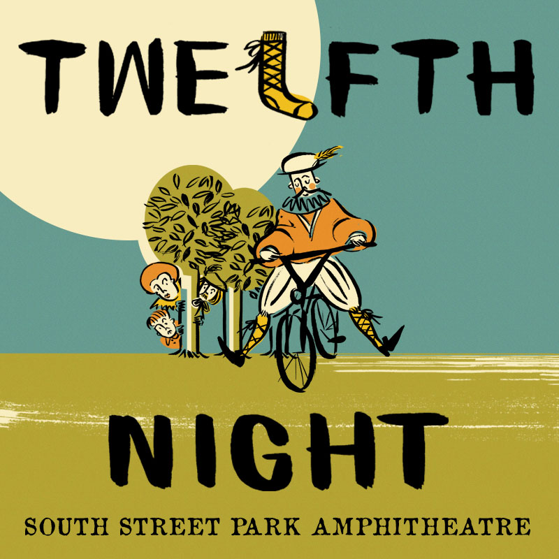 Twelfth Night - South Street Park Amphitheatre