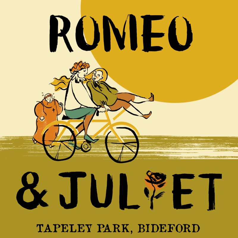 Romeo and Juliet - Tapeley Park
