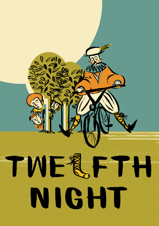 The HandleBards Twelfth Night