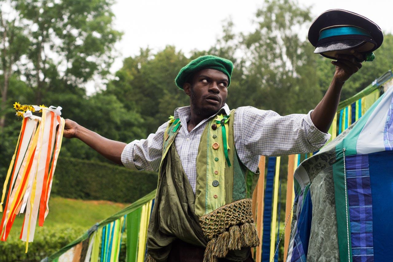 Stanton Plummer-Cambridge Talks To A Hat