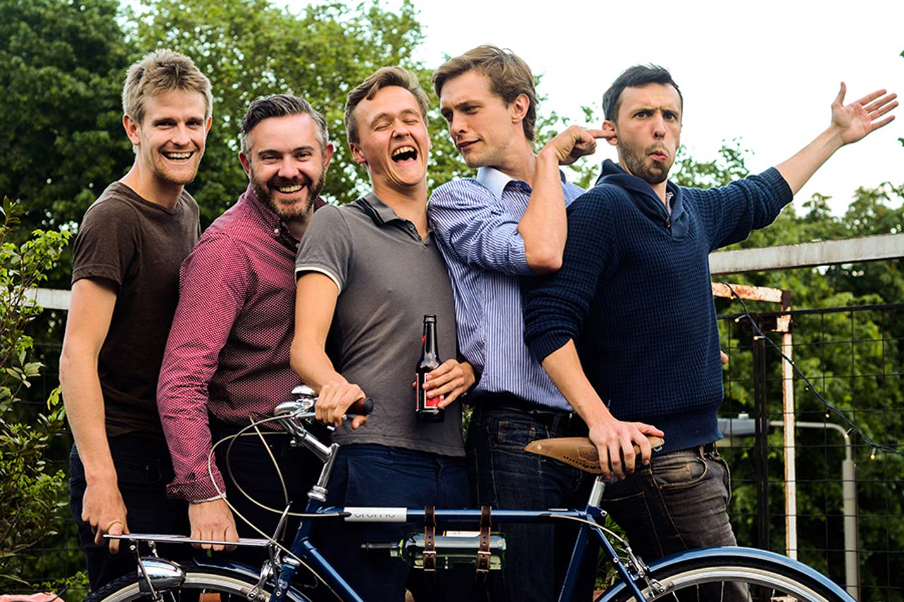 James Farrell and The HandleBards