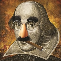 William Shakespeare's Long Lost First Play (Abridged) Edinburgh Fringe