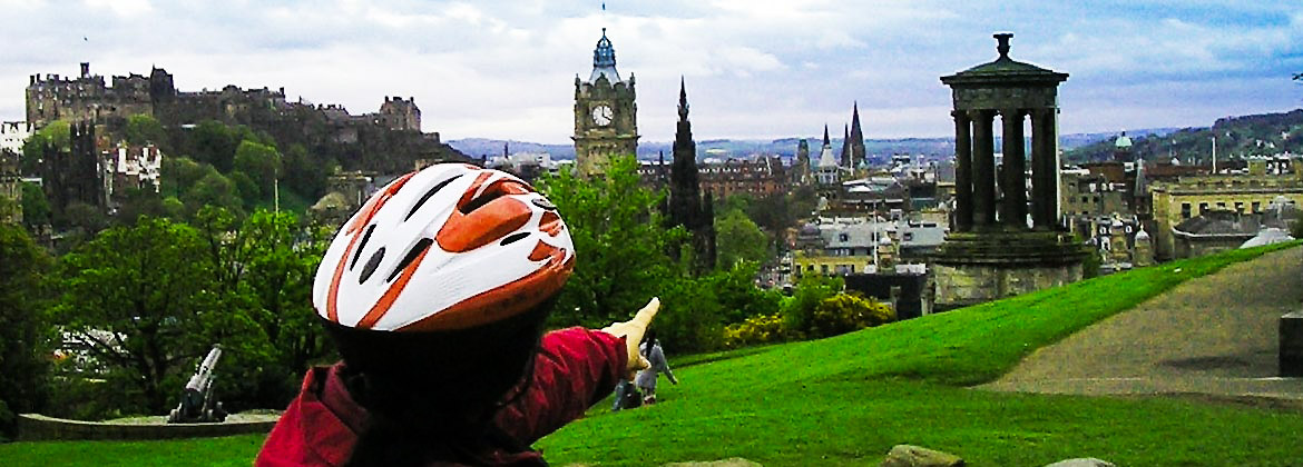Bicycle Hire Edinburgh