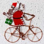 Santa Bicycle