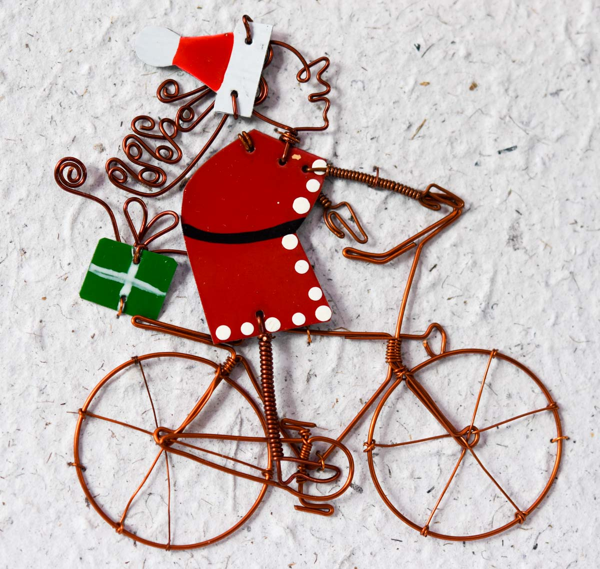HandleBards Santa Cards – 5 Pack » The HandleBards