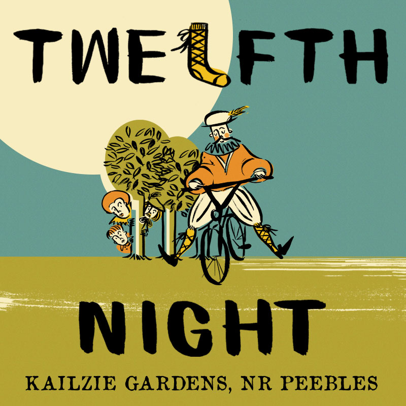 Twelfth Night - Kailzie Gardens