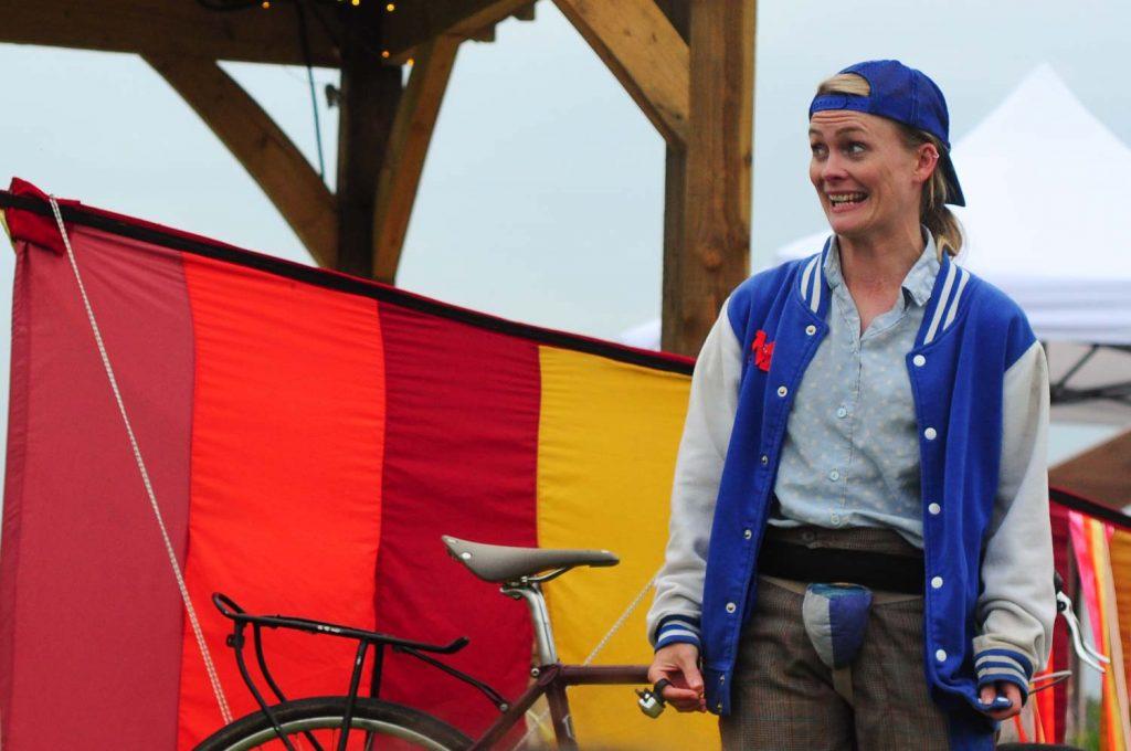 Sian Eleanor Green as Romeo - (small)