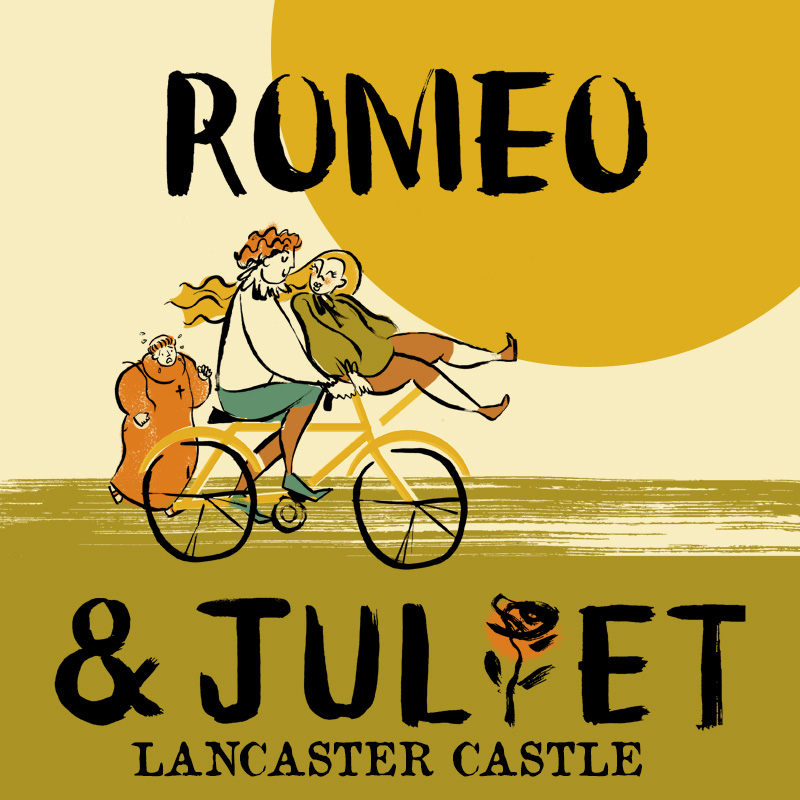 Romeo and Juliet - Lancaster Castle