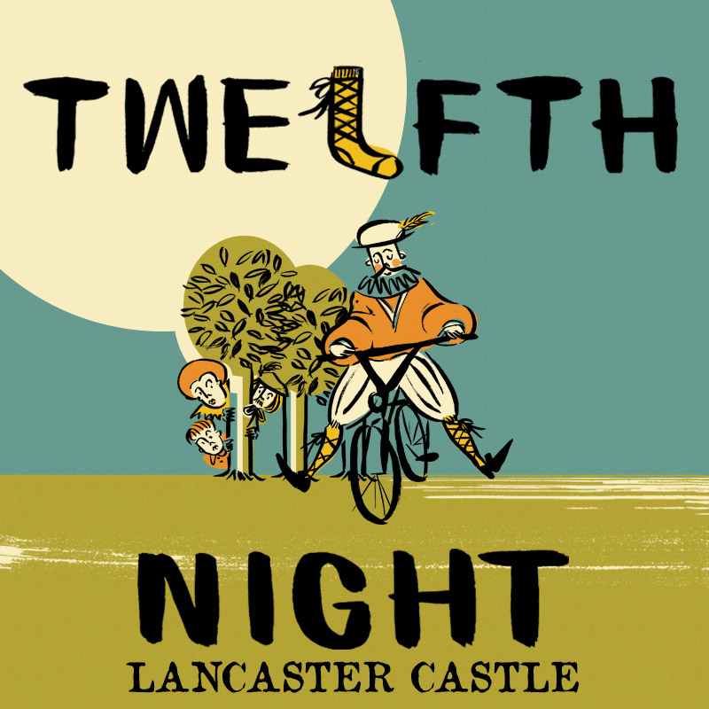 Twelfth Night - Lancaster Castle