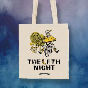 Twelfth Night Tote Bag
