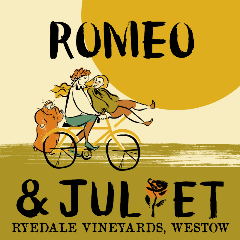Romeo and Juliet - RYEDALE vineyards