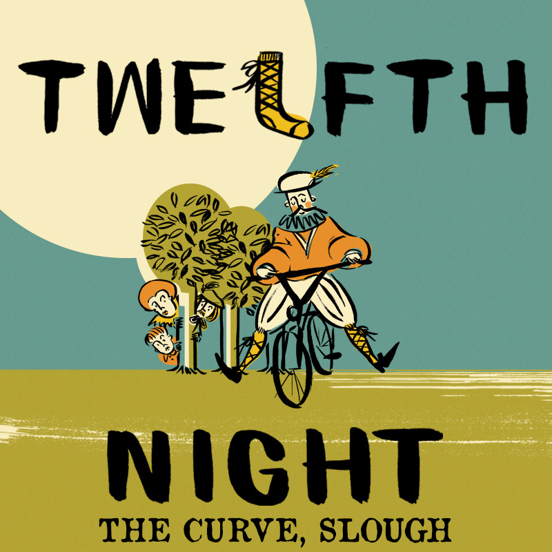 Twelfth Night CURVE SLOUGH