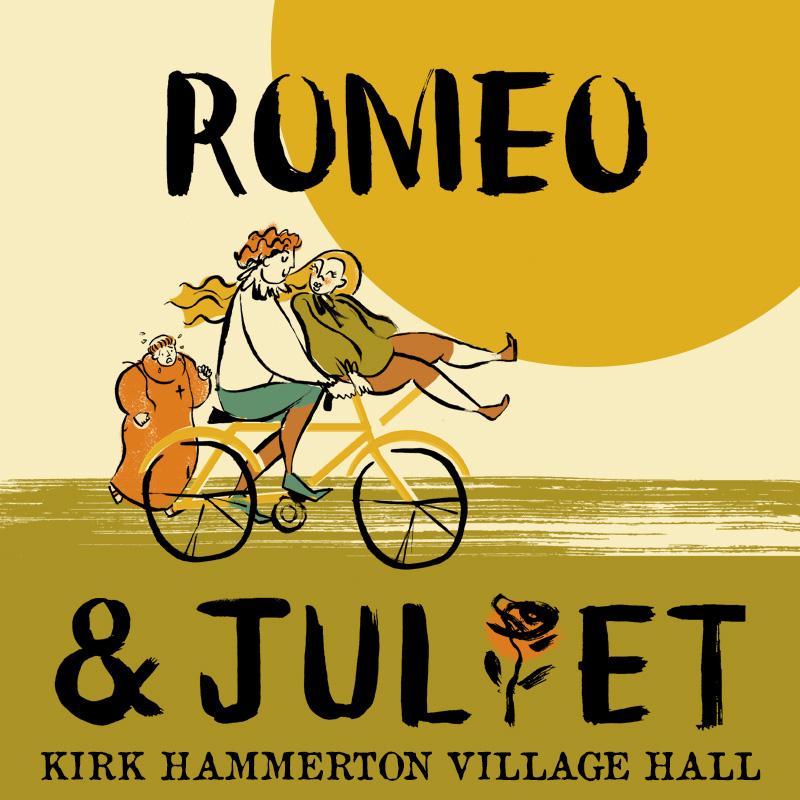 Romeo and Juliet - KIRK HAMMERTON